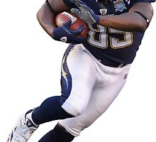 Antonio Gates by SirPoon