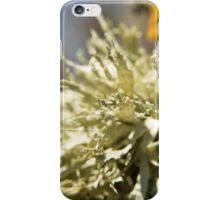 Lichen too iPhone Case/Skin