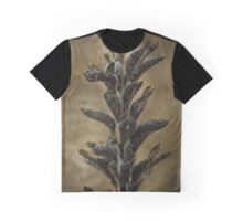 Horicon Marsh - Seed Pods Unfurled Graphic T-Shirt