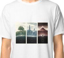Le seigneur des anneaux Classic T-Shirt
