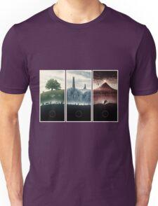 Le seigneur des anneaux Unisex T-Shirt