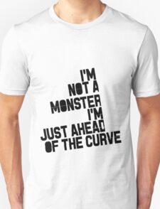 The Dark Knight - I'm Not A Monster T-Shirt