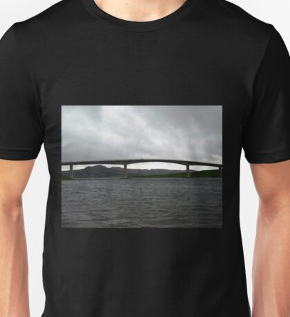 Harry Blaney Bridge, Donegal, Republic of Ireland Unisex T-Shirt
