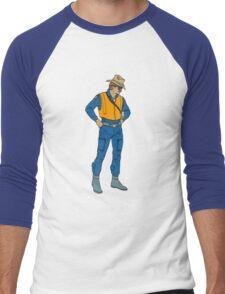 G.I. Joe - Wild Bill Men's Baseball ¾ T-Shirt