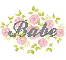 Babe 2.0 Photographic Print