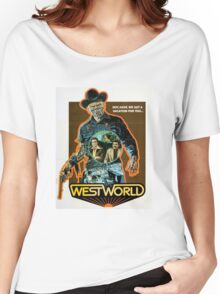 Westworld - Where nothing can possibly go wrong Women's Relaxed Fit T-Shirt