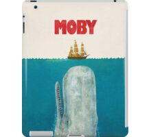 Moby  iPad Case/Skin