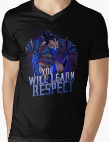 Kitana Mens V-Neck T-Shirt
