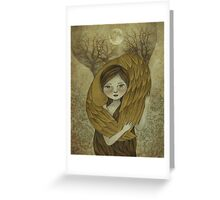 To Innocence  Greeting Card