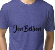 Jon Bellion Tri-blend T-Shirt