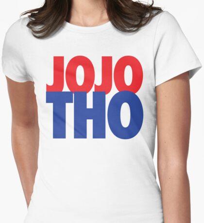 Jojo Tho Womens Fitted T-Shirt