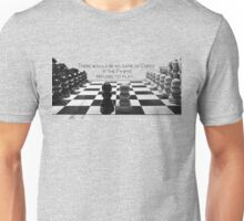 Pawns in a Game Unisex T-Shirt