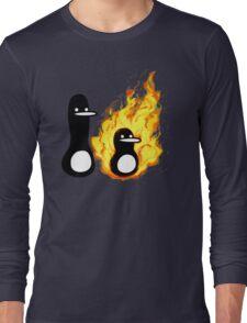 AEiF: Burn Long Sleeve T-Shirt