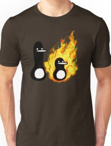 AEiF: Burn Unisex T-Shirt