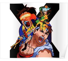 Street fighter CAPCOM Poster