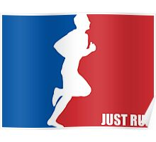 Just Run (All Star) Poster