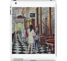 Royal Arcade iPad Case/Skin