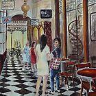 Royal Arcade by Virginia  Coghill