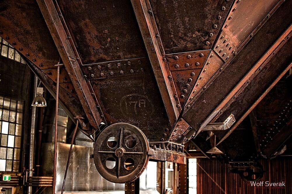 Inside Canberra Glassworks (1) by Wolf Sverak