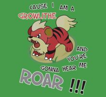 I am a growlithe! T-Shirt