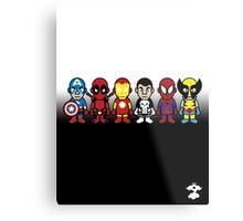 The Super Heroes - Cloud Nine Metal Print