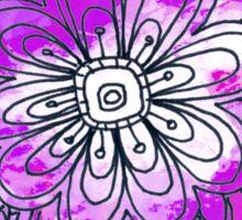 Flower of love Sticker