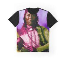 Ah-Keah-Boat (aka Jim Two Hatchet) - Kiowa 2 Graphic T-Shirt