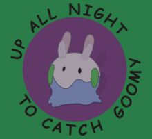 up all night to catch goomy by shinypikachu