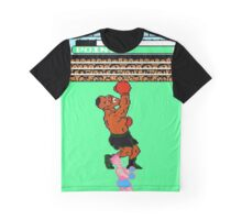 Mike Tyson PO Graphic T-Shirt