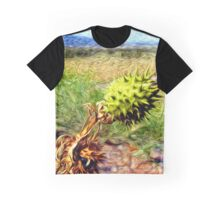 Spring Swirlings 3 Graphic T-Shirt