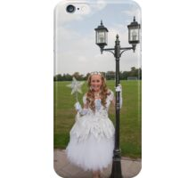 Pop idol Sonia as the good fairy in Sleeping Beauty iPhone Case/Skin
