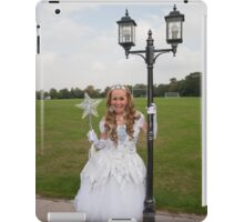 Pop idol Sonia as the good fairy in Sleeping Beauty iPad Case/Skin