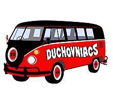 Duchovniacs Bus Photographic Print