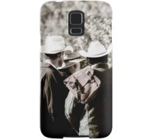 Cowboy Bunch Samsung Galaxy Case/Skin