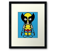 Wolverine - Cloud Nine Framed Print