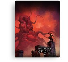 Whispers From the Abyss 2 Canvas Print
