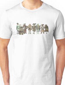 Felis Simha Rock Band Unisex T-Shirt
