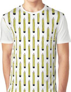 Pencil Graphic T-Shirt
