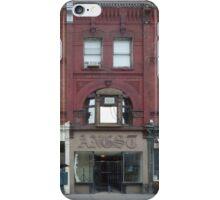 Angst – Street Facades iPhone Case/Skin