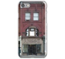 Angst – Street Facades iPhone Case/Skin