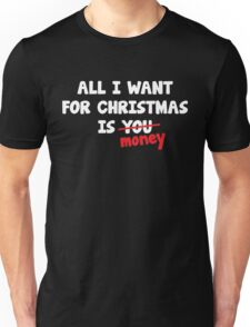 Sarcastic Christmas T-Shirt and Joke Gift  Unisex T-Shirt