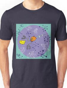 Undersea Fishing Unisex T-Shirt