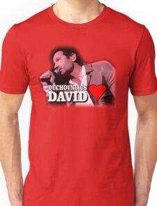 Duchovniacs Love David Unisex T-Shirt