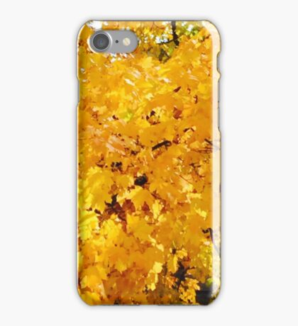 Fall Yellow It is the season purchase something, you will receive the product go ahead for the kids iPhone Case/Skin