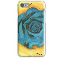 walking with angels iPhone Case/Skin