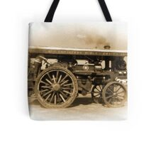 Traction Engine Tote Bag