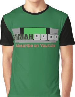 Ermahnerd on Youtube Graphic T-Shirt