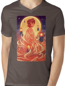 Song of Fire Mens V-Neck T-Shirt