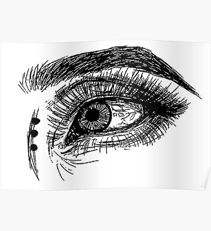 Eye #4 Poster