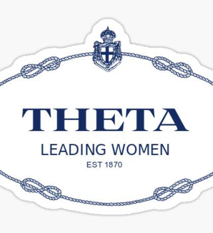 Theta Prada Sticker